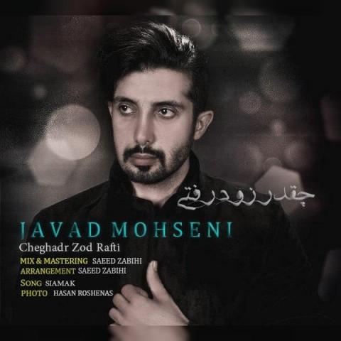 دانلود موزیک جدید جواد محسنی چقدر زود رفتی